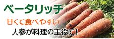人参ベータリッチの商品ページ