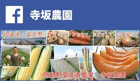 寺坂農園 facebook